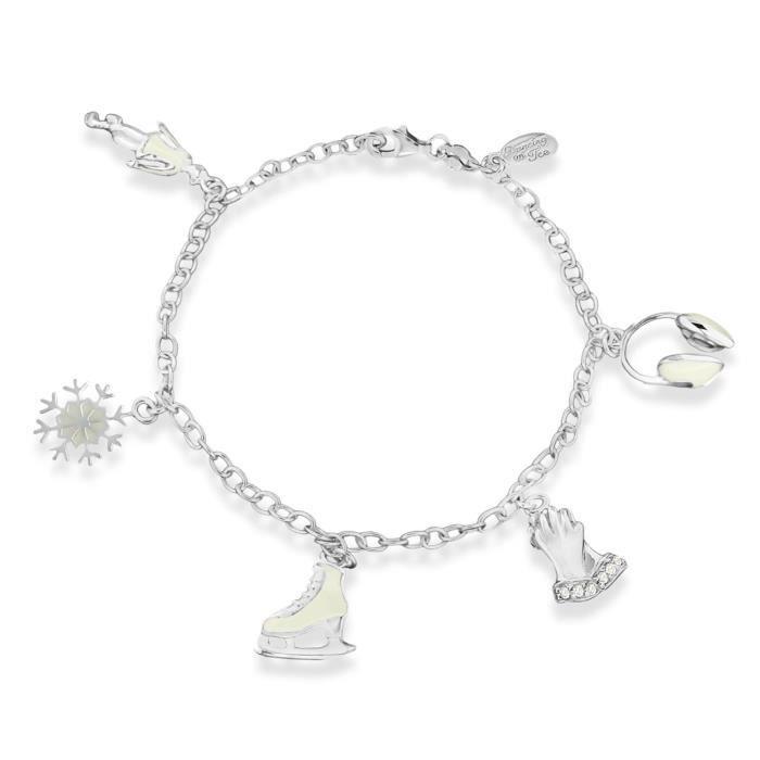 8.24.6881 - Bracelet Femme - Argent 9.3 Gr - Oxyde De Zirconium LQN2E