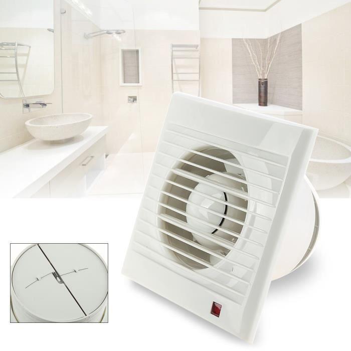 4 Ventilateur Extracteur Dchappement Ventil De 220V Pour La Salle Bain Toilette Fentre Cuisine Monte Sur Bois