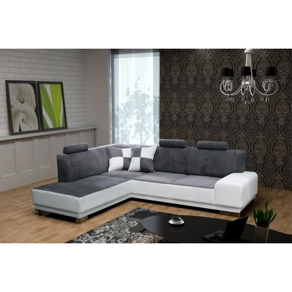 Canapé d angle 5 places ATLAS avec tªti¨res ang… Achat Vente