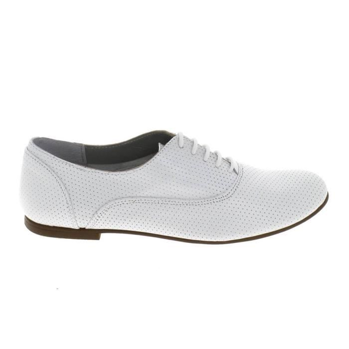 Chaussure de ville IPPON VINTAGE Derby Blanc Dr3hJ5