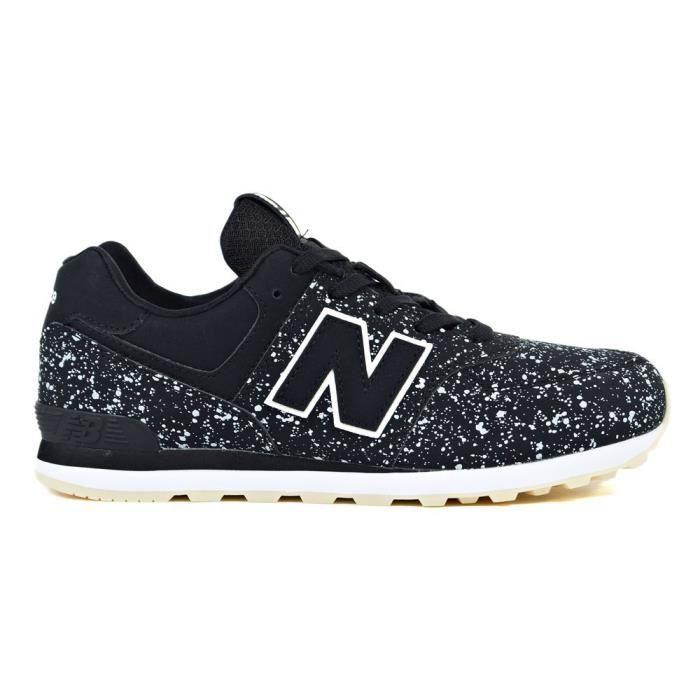 Chaussures New Balance GC574KB Noir Noir Achat Vente