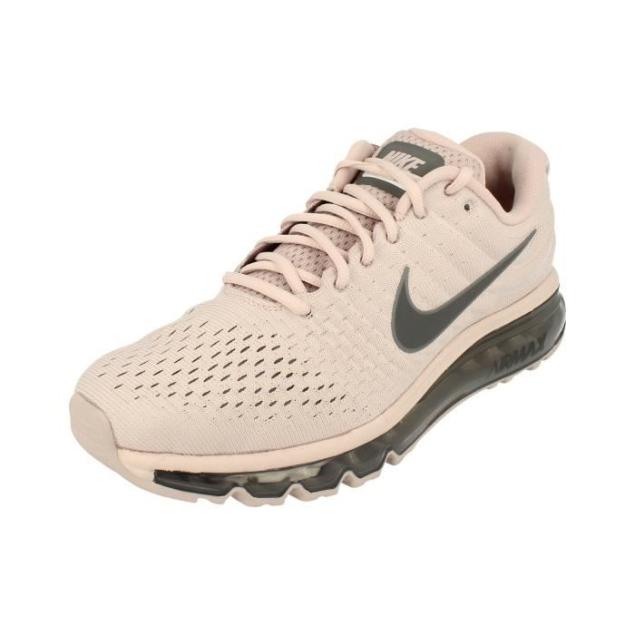 outlet store 4405f 59bf4 BASKET Nike Air Max 2017 Se Hommes Running Trainers Aq862
