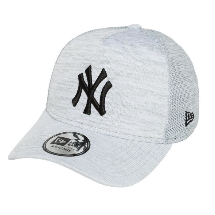 2408de75be4a9 New Era Homme Casquettes / Casquette Snapback & Strapback New Era  Engineered Fit NY Yankees blanc Standard size