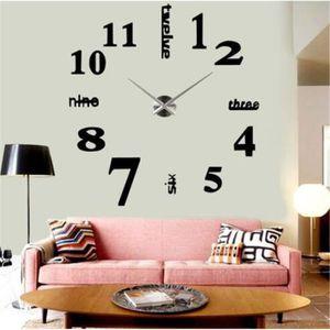 Horloge murale aiguille achat vente horloge murale aiguille pas cher soldes d s le 10 for Horloge murale moderne salon
