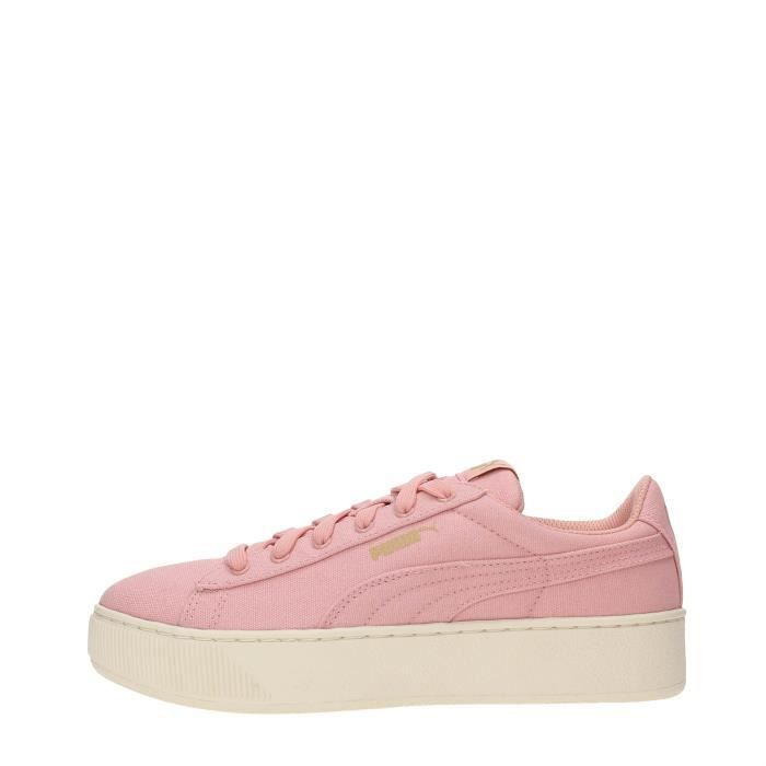 PUMA Sneakers Femme CORAL CLOUD/WHISPER WHITE, 40