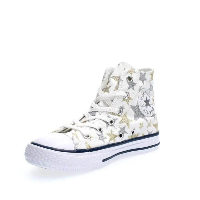CONVERSE SNEAKERS fille WHITE, 29