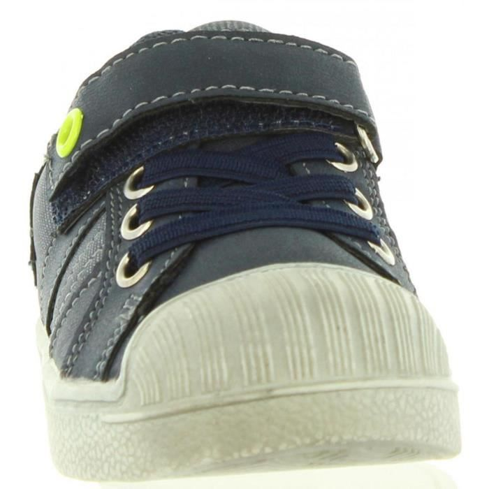 Chaussures pour Garçon Sprox 372802-B1080 NAVY- G BLUE