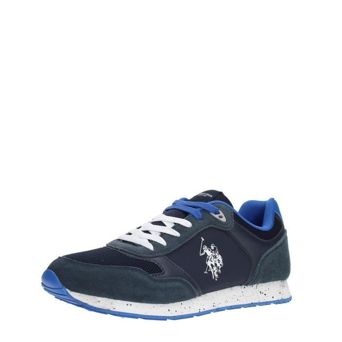 U.S. Polo Assn. Sneakers Homme DKBL, 41
