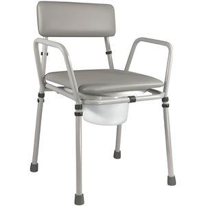 Chaise perc e achat vente accessoires incontinence for Chaise reglable en hauteur