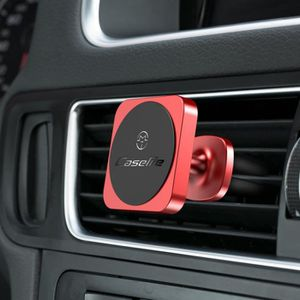 FIXATION - SUPPORT Telephone Support rouge CaseMe Support Voiture Uni