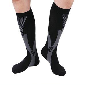 CHAUSSETTES COMPRESSION Chaussettes de compression unisexe Chaussettes de