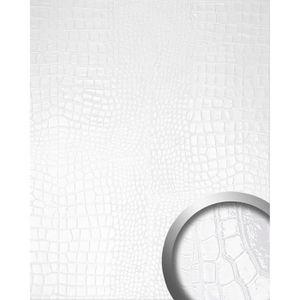 papier peint croco achat vente papier peint croco pas cher cdiscount. Black Bedroom Furniture Sets. Home Design Ideas