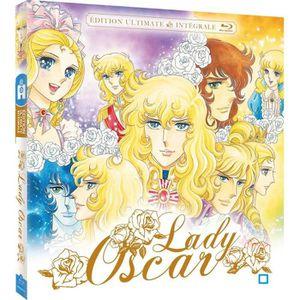 BLU-RAY MANGA Lady Oscar - Intégrale - Coffret Blu-ray - Edition