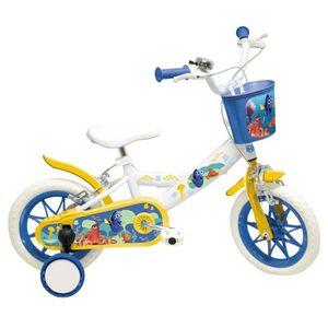 VÉLO DE VILLE - PLAGE DORY Vélo Enfant Fille 12 pouces