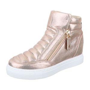 1c19354998 BASKET femme chaussures décontractées chaussure semelle c