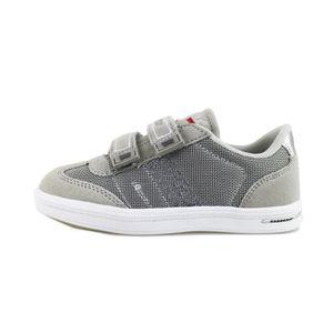 0d490f1e636 CARRERA JEANS Chaussures Enfant garçon Baskets Gris AG502 Gris Gris ...