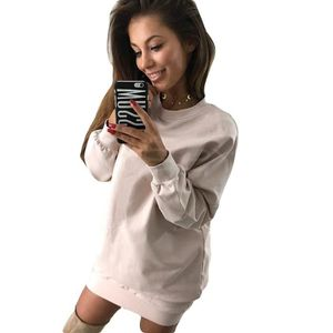 ROBE Pull Femme col rond Marque Luxe pas cher Couleur u