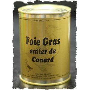 FOIE GRAS Foie Gras Entier de Canard (420 grs)