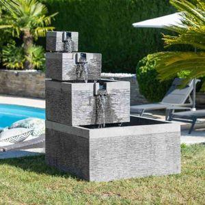 fontaine pour terrasse achat vente fontaine pour. Black Bedroom Furniture Sets. Home Design Ideas