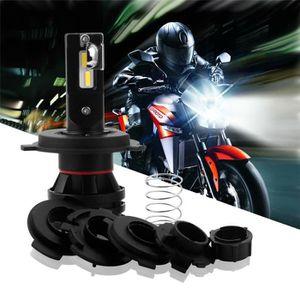 Ampoule phare - feu 1set H4/HS1/P43t/H6/P15D25-3 Ampoule phare moto LE