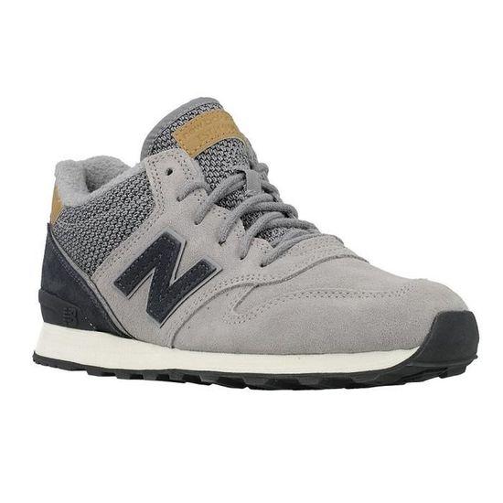 Chaussures New Balance D 09 Gris Gris - Achat / Vente basket