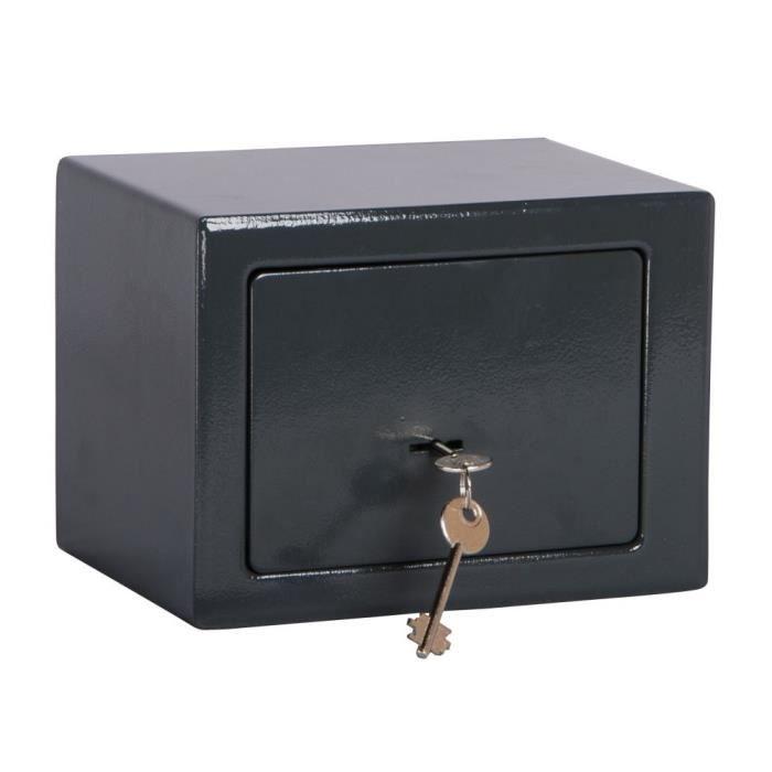 ELEM TECHNIC Coffre-fort à clé Workmen Security 17x23x17cm 4,2L CFC172317