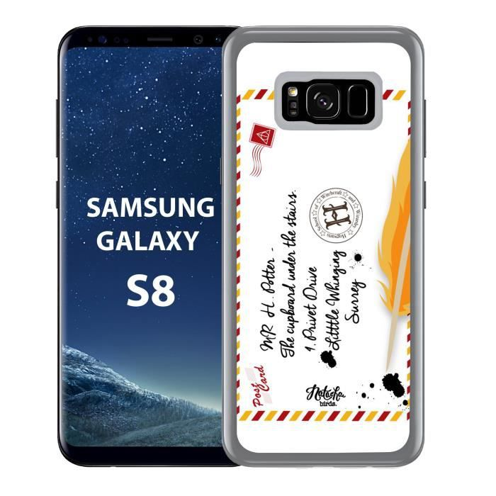 coque samsung galaxie s8 harry potter