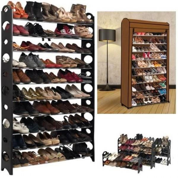 meuble chaussure modulable
