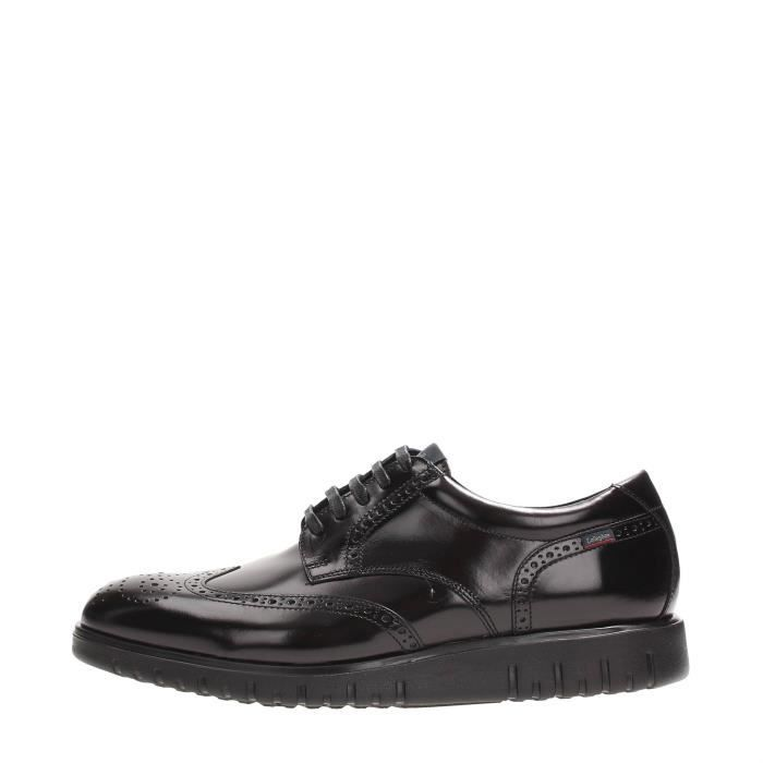 the latest 7e34d 5341a MOCASSIN CallagHan Chaussures à Lacets Homme NEGRO