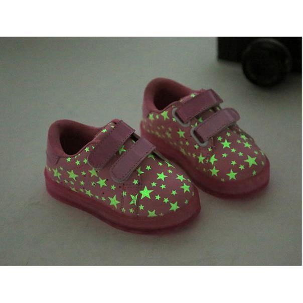 Baskets Chaussures légères pour enfants Chaussures LED