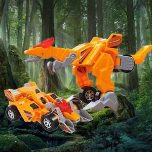 ROBOT - ANIMAL ANIMÉ Toy Robot Dinosaur pour enfants voiture Anime Figu