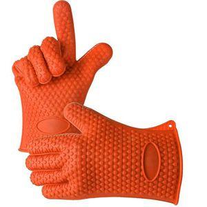 Premier Housewares Néoprène four gant et Pot Holder Set résistant à la chaleur vert