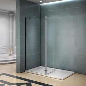 paroi de douche 140 cm achat vente pas cher. Black Bedroom Furniture Sets. Home Design Ideas