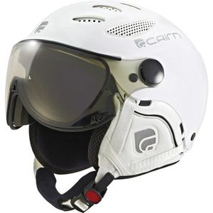 4a530068 CASQUE SKI - SNOWBOARD Casque de ski mixte CAIRN Blanc COSMOS CHROMAX Mat