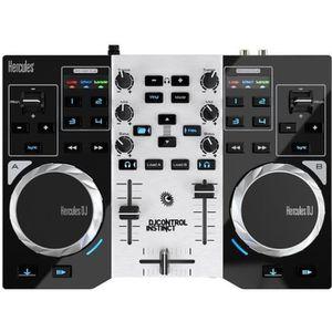 TABLE DE MIXAGE Hercules DJControl Instinct Party - Console DJ mob