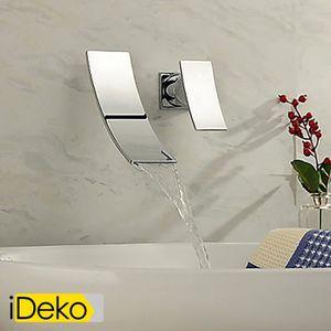 ROBINETTERIE SDB iDeko® Robinet Mitigeur de Lavabo baignoire finiti