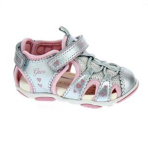 Chaussures Geox FilleSandales modèle Sandal Sukie Girl fCzN5Al
