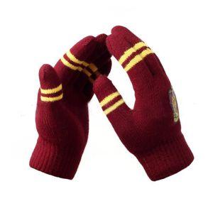 30af8ea07c0 GANT - MITAINE Gants Harry Potter Gryffindor rouge adultes enfant