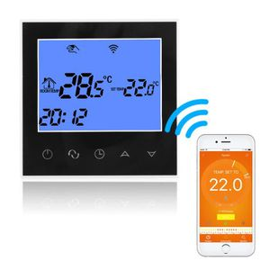 THERMOSTAT D'AMBIANCE XCSOURCE Thermostat Intelligent Programmable avec