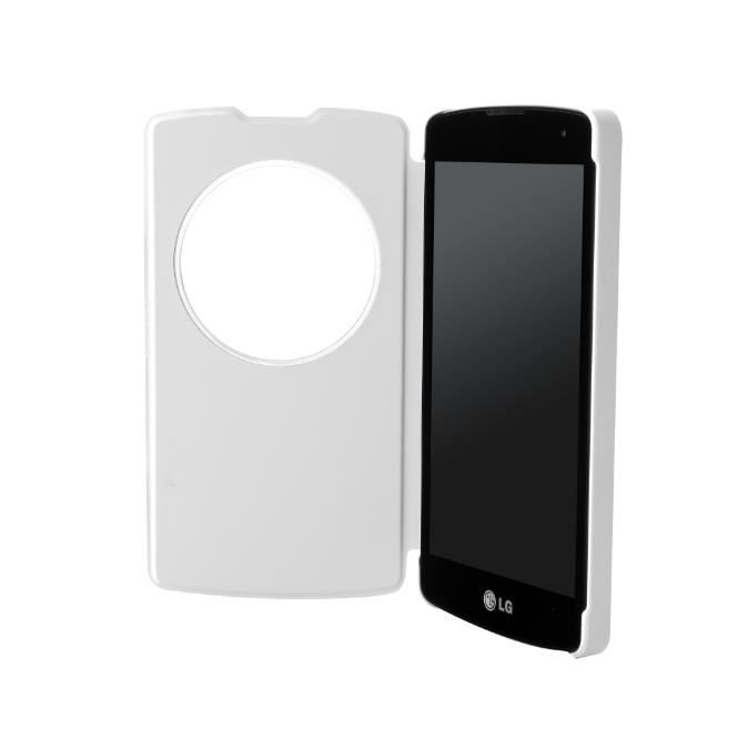 LG Etui folio CCF-550 LG pour L Fino