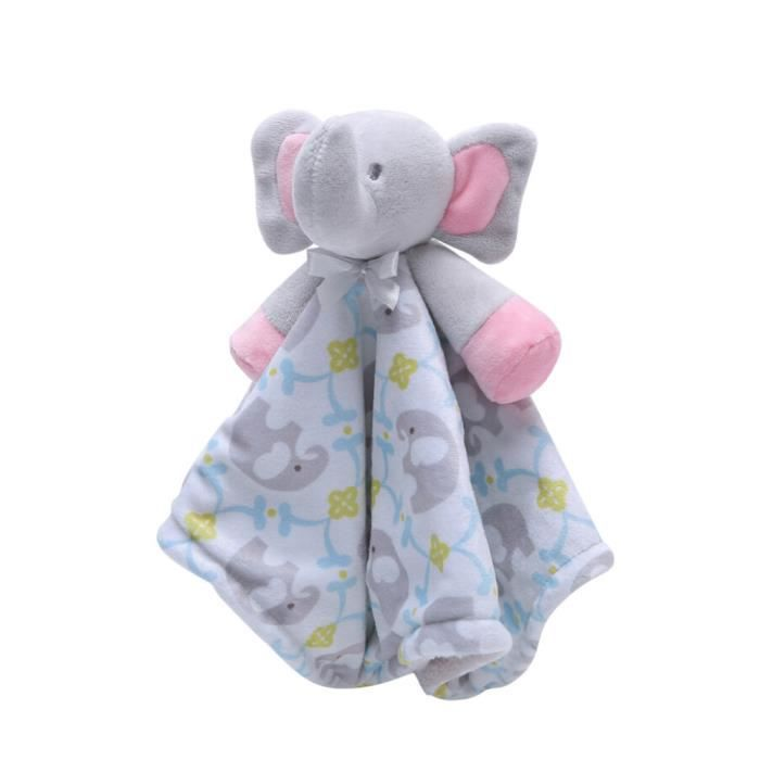 Mini mignon en peluche douce jouets éléphant en peluche animaux bébé cadeau animaux poupée@ZSY24