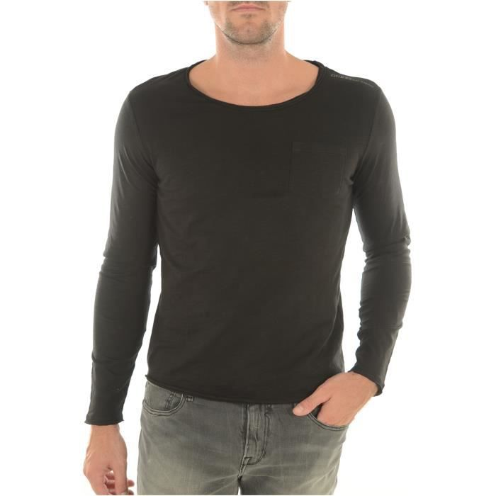 Tee-shirts Manches Longues Homme Guess