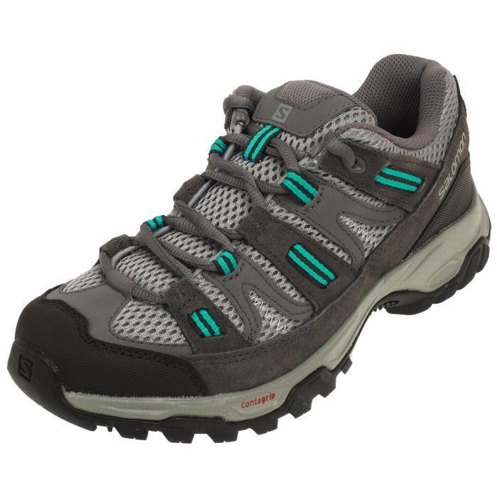 9afd7662d56 Chaussures marche randonnées Sherbrooke 2 w - Salomon - Prix pas ...