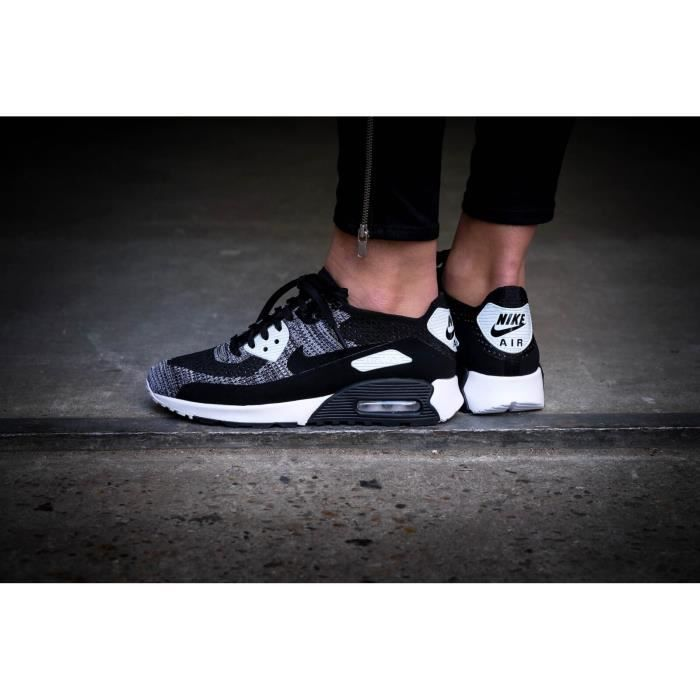 buy popular 3e8e0 b404f BASKET Baskets Nike W Air Max 90 Ultra 2.0 Flkt, Modèle 8