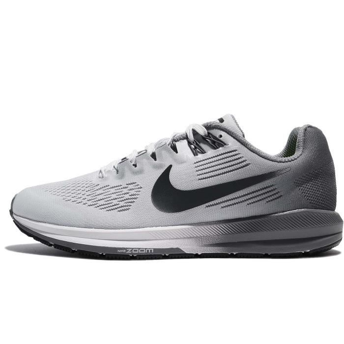 newest 3046a ad3dc NIKE Air Zoom Structure Femmes 21 Running Shoe G8SLJ Taille-38 1-2