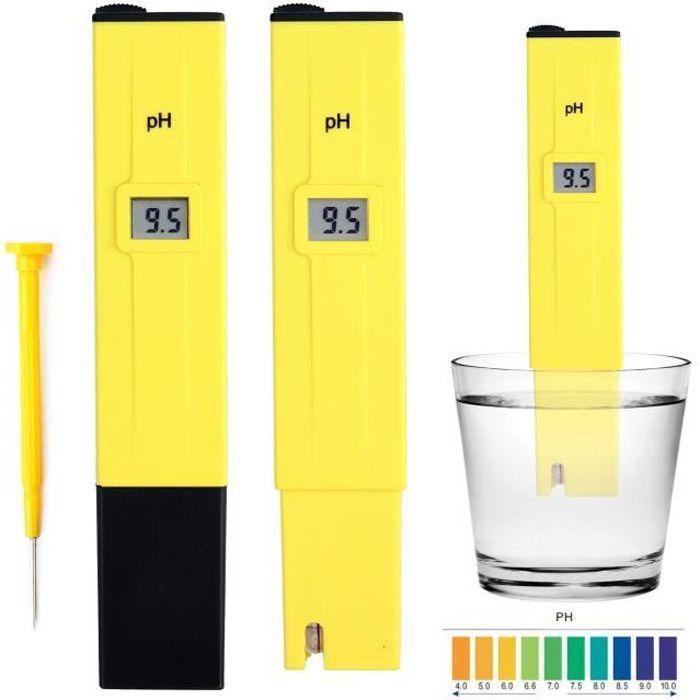Savfy® Testeur Ph Digital Mètres Testeur Hydroponique Stylo - Achat