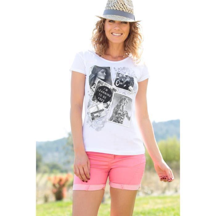 Blanc Tcqb Nad T shirt Photo AWq0RIqwF