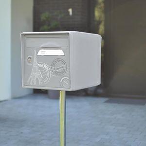 boite aux lettres resine achat vente pas cher. Black Bedroom Furniture Sets. Home Design Ideas