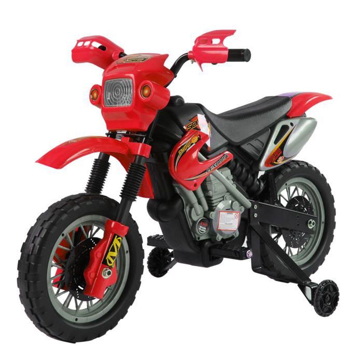 moto cross electrique achat vente jeux et jouets pas chers. Black Bedroom Furniture Sets. Home Design Ideas