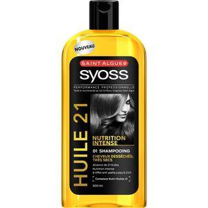 SHAMPOING SAINT ALGUE Shampooing Syoss Huile Nutrition - 500